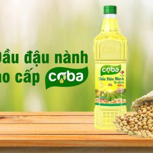 Tem nhãn thương hiệu dầu ăn, dầu thực vật